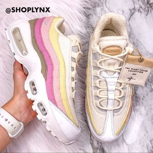 Nike Air Max 95 Plant Dye Natural Edition